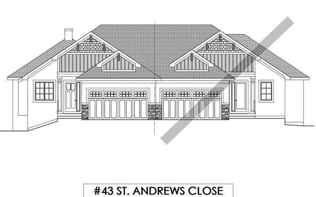 43 St. Andrews Close, Lyalta, AB T0J 1Y1 (#A1110542) :: Calgary Homefinders