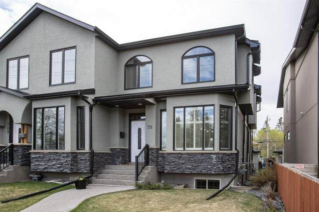 711 50 Avenue SW, Calgary, AB T2S 1H7 (#A1110569) :: Western Elite Real Estate Group