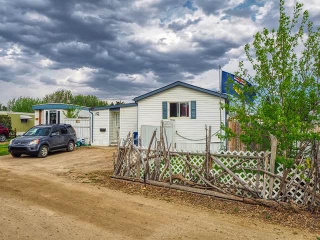 5500 Gregg Street D4, Blackfalds, AB T0M 0J0 (#A1110609) :: Calgary Homefinders