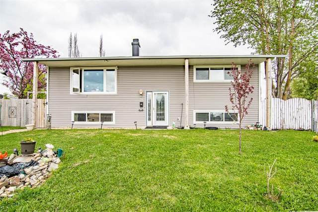 34 Patterson Crescent, Red Deer, AB T4P 1J5 (#A1110620) :: Calgary Homefinders