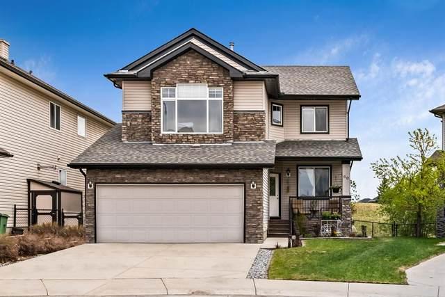 60 Crystal Green Way, Okotoks, AB T1S 2K6 (#A1110692) :: Calgary Homefinders