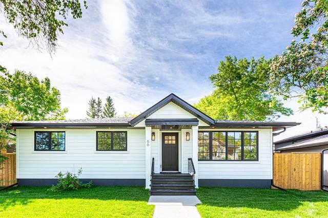 66 Mayfair Road SW, Calgary, AB T2V 1Y9 (#A1111140) :: Calgary Homefinders
