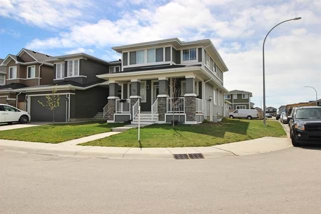 83 Redstone Road NE, Calgary, AB  (#A1111435) :: Calgary Homefinders