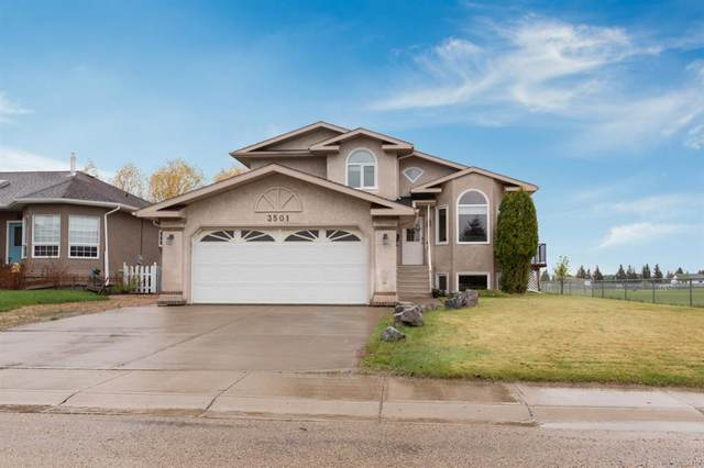 3501 57 Street, Camrose, AB T4V 4Y4 (#A1111488) :: Greater Calgary Real Estate
