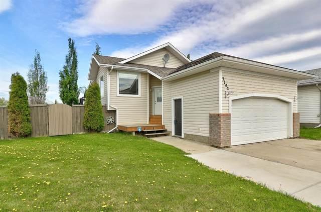 7302 103A Street, Grande Prairie, AB T8W 2M6 (#A1111683) :: Calgary Homefinders