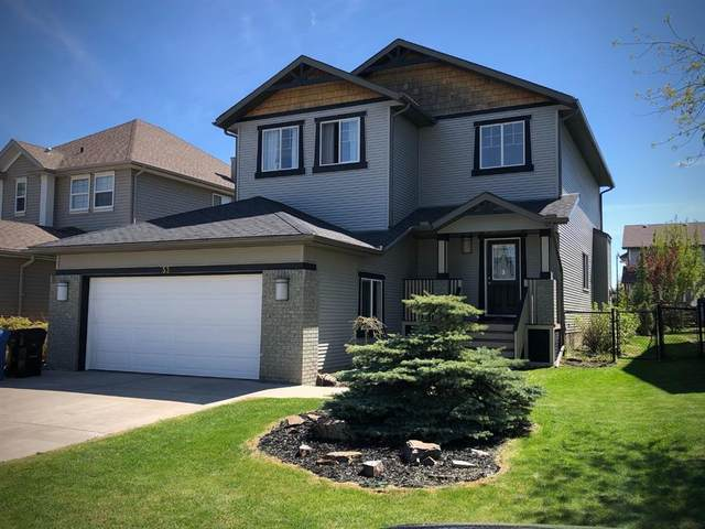 53 Cougarstone Terrace SW, Calgary, AB T3H 4Z8 (#A1111802) :: Calgary Homefinders