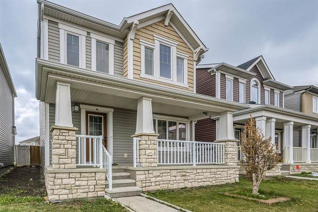 205 Cityscape Common NE, Calgary, AB T3N 0N7 (#A1112026) :: Calgary Homefinders