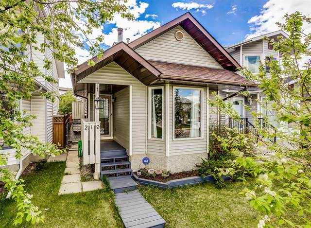 219 Sandstone Drive NW, Calgary, AB T3K 3B9 (#A1112280) :: Western Elite Real Estate Group