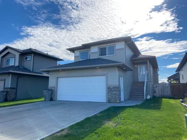 7130 114A Street, Grande Prairie, AB T8W 0G8 (#A1112382) :: Calgary Homefinders
