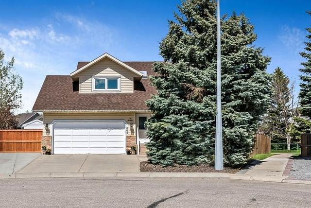 804 Downey Place, Okotoks, AB T1S 1H6 (#A1112471) :: Calgary Homefinders