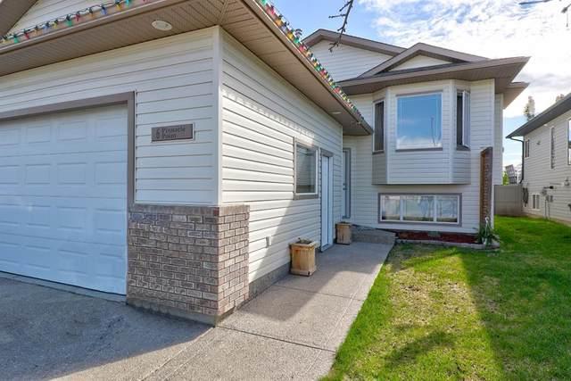 6 Pinnacle Point, Grande Prairie, AB T8W 2Y7 (#A1112639) :: Calgary Homefinders