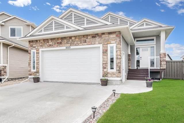 10321 126 Avenue, Grande Prairie, AB T8V 2R5 (#A1112861) :: Calgary Homefinders