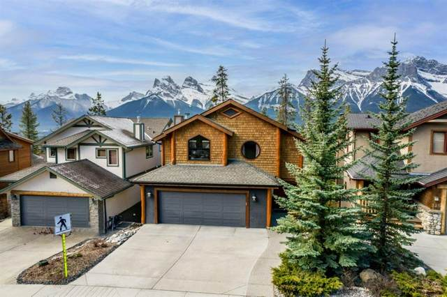 321 Eagle Heights, Canmore, AB T1W 3C9 (#A1113119) :: Canmore & Banff