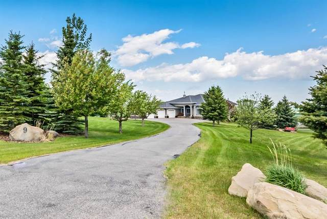 9 Red Willow Crescent W, Rural Foothills County, AB T1S 3J7 (#A1113275) :: Calgary Homefinders