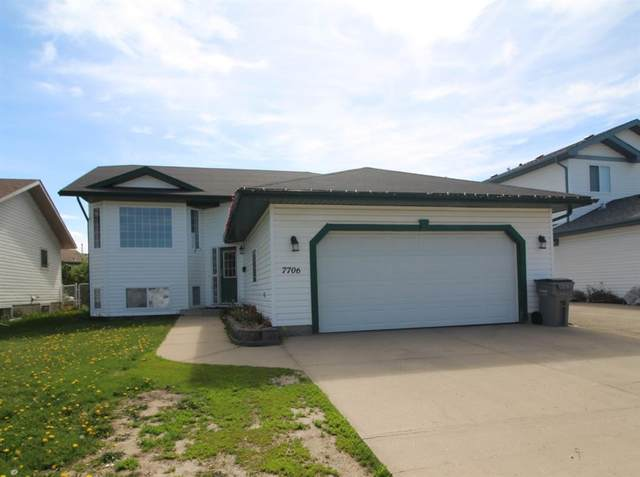 7706 106 Street, Grande Prairie, AB T8W 2H5 (#A1114038) :: Calgary Homefinders