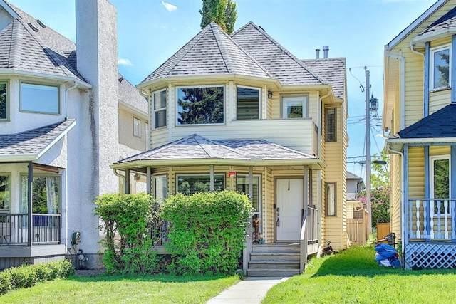 435 52 Avenue SW, Calgary, AB T2V 0B1 (#A1114401) :: Western Elite Real Estate Group