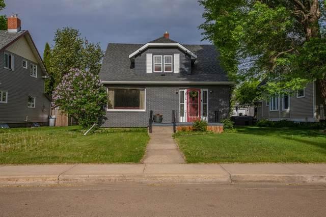 4714 48 Street, Camrose, AB T4V 1L3 (#A1114502) :: Calgary Homefinders