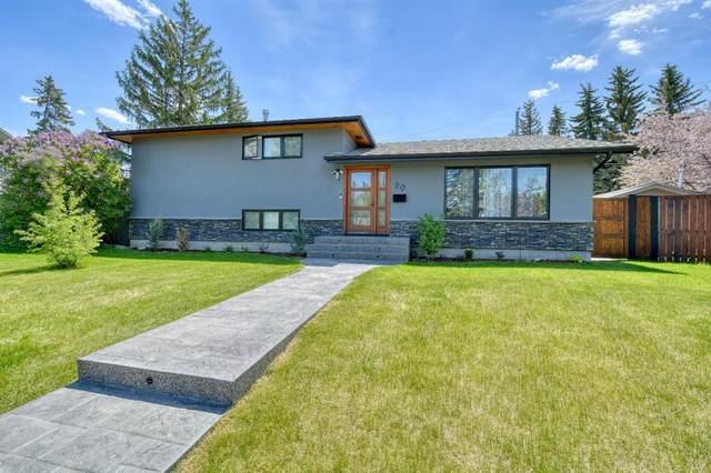 90 Chinook Drive SW, Calgary, AB T2V 2P9 (#A1114525) :: Calgary Homefinders