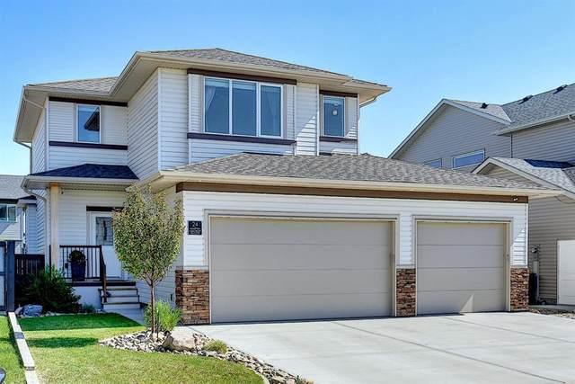 24 Northlander Way W, Lethbridge, AB T1J 5K8 (#A1114735) :: Calgary Homefinders