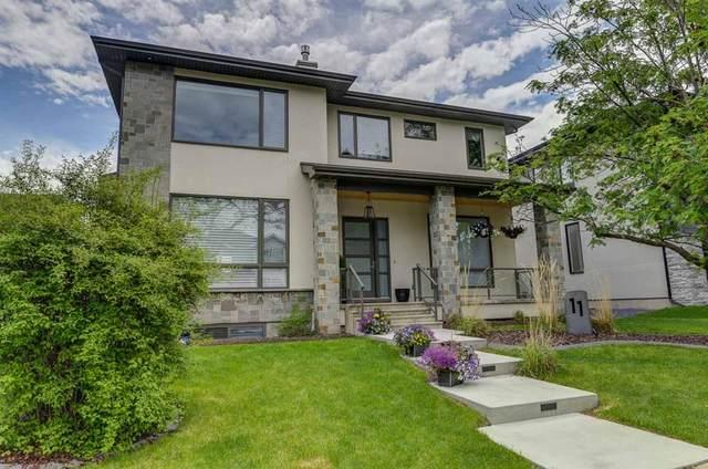 11 Laxton Place SW, Calgary, AB T3E 5E7 (#A1114761) :: Calgary Homefinders