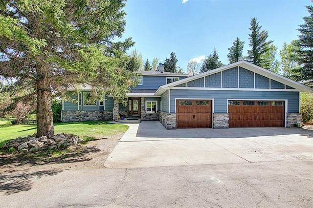 97 Bearspaw Meadows Way NW, Rural Rocky View County, AB T3L 2M3 (#A1114825) :: Calgary Homefinders