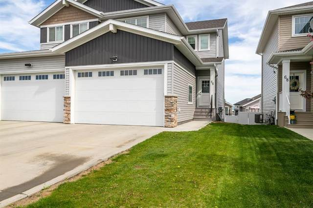 66 Cameron Crescent, Sylvan Lake, AB T4S 0N5 (#A1115239) :: Calgary Homefinders