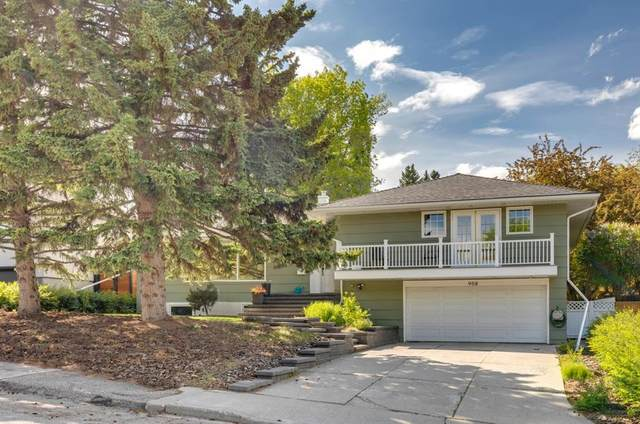 908 Crescent Boulevard SW, Calgary, AB T2S 1L5 (#A1115279) :: Calgary Homefinders