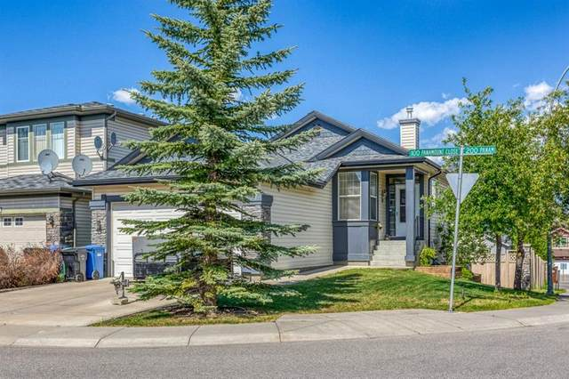 101 Panamount Close NW, Calgary, AB T3K 5P6 (#A1115312) :: Western Elite Real Estate Group