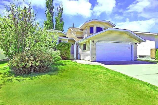 14 Densmore Crescent N, Red Deer, AB T4R 2L8 (#A1115349) :: Calgary Homefinders