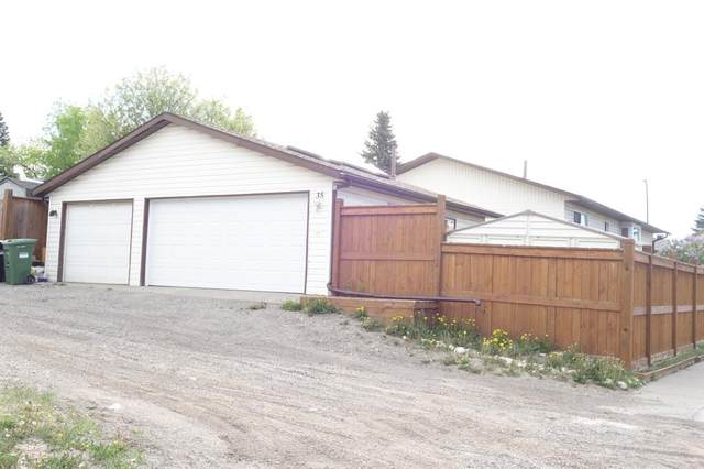 35 Ranchlands Crescent NW, Calgary, AB T3G 1N5 (#A1115459) :: Calgary Homefinders