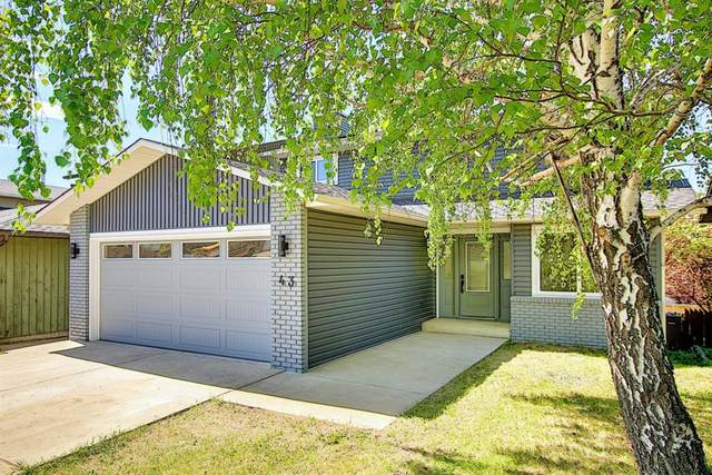 43 Hawkwood Road NW, Calgary, AB T3G 1Z3 (#A1115954) :: Greater Calgary Real Estate