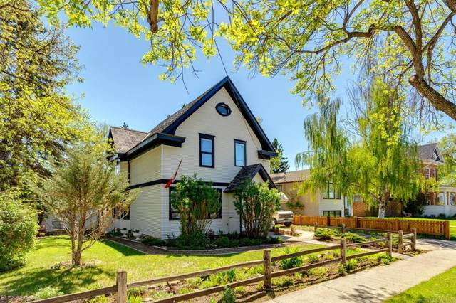 25 Elma Street, Okotoks, AB T1S 1J7 (#A1116015) :: Calgary Homefinders