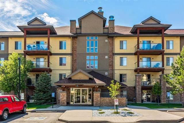 92 Crystal Shores Road #3206, Okotoks, AB T1S 2N1 (#A1116123) :: Calgary Homefinders