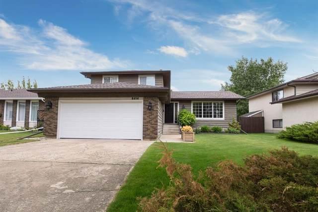 6414 37 Avenue, Camrose, AB T4V 3J6 (#A1116128) :: Calgary Homefinders