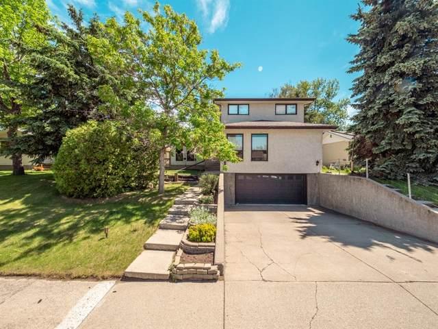 1047 Henderson Lake Boulevard S, Lethbridge, AB T1K 3B4 (#A1116543) :: Calgary Homefinders
