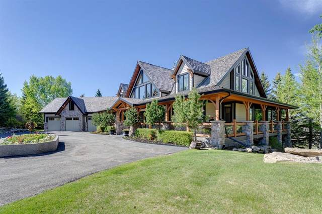 711 Bearspaw Village Drive, Rural Rocky View County, AB T3L 2P3 (#A1116703) :: Calgary Homefinders