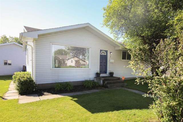 7 Fox Crescent, Red Deer, AB T4N 4X8 (#A1116779) :: Calgary Homefinders