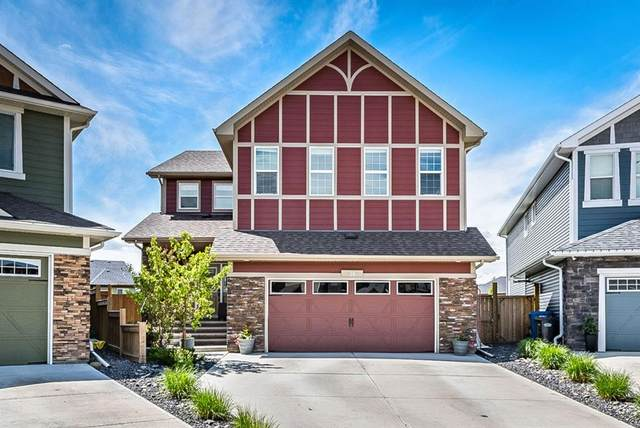 16 Mount Rae Place, Okotoks, AB T1S 0P1 (#A1117143) :: Calgary Homefinders