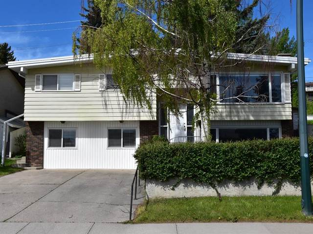 635 Tavender Road NW, Calgary, AB T2K 3M5 (#A1117186) :: Calgary Homefinders