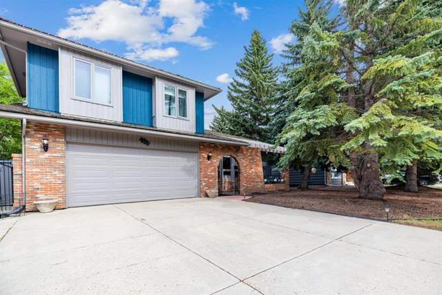 151 Oakmount Road SW, Calgary, AB T2V 4X3 (#A1117239) :: Calgary Homefinders