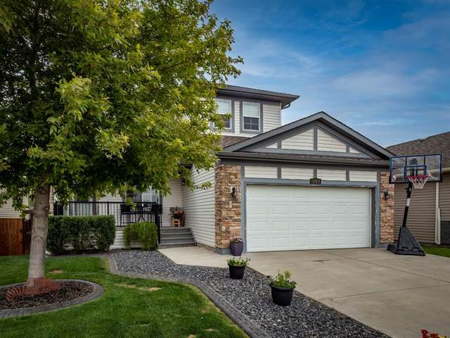202 Strathmore Lakes Bend, Strathmore, AB T1P 1Z6 (#A1117319) :: Calgary Homefinders