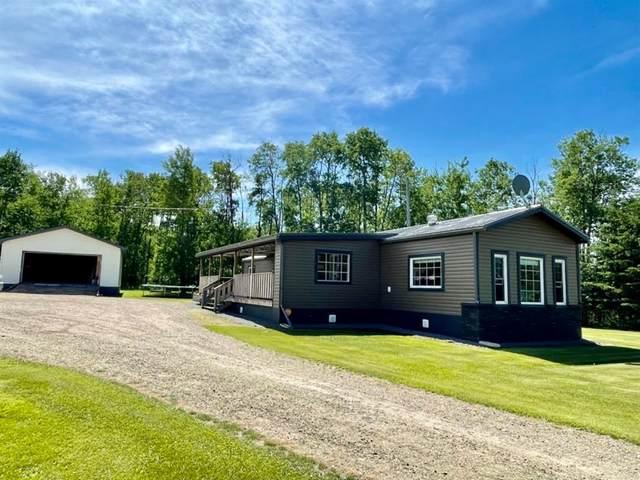 258 Fork Lake Drive, Lac La Biche, AB T0A 2C0 (#A1117370) :: Greater Calgary Real Estate
