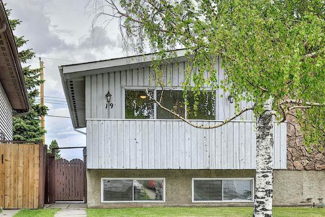 19 Doverville Way SE, Calgary, AB T2B 2N6 (#A1117456) :: Calgary Homefinders