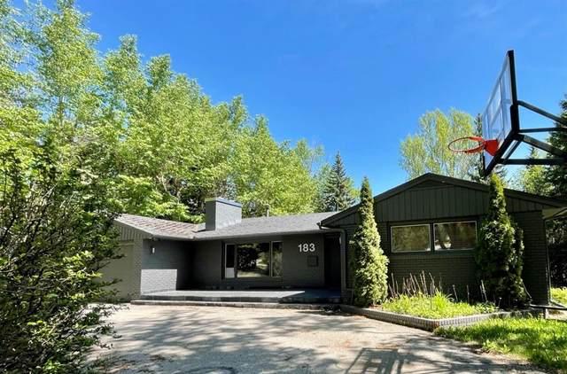 183 Eagle Ridge Drive SW, Calgary, AB T2V 2V6 (#A1117997) :: Calgary Homefinders