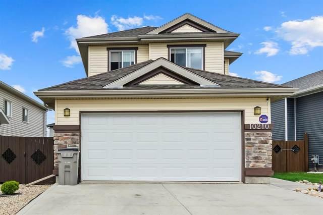10210 85A Street, Grande Prairie, AB T8X 0K1 (#A1118023) :: Calgary Homefinders