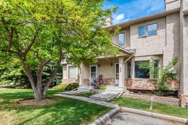 304 Christie Park Mews SW, Calgary, AB T3H 3G9 (#A1118123) :: Calgary Homefinders