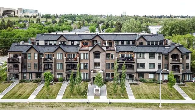 3320 3 Avenue NW #307, Calgary, AB T2N 0L9 (#A1118349) :: Greater Calgary Real Estate