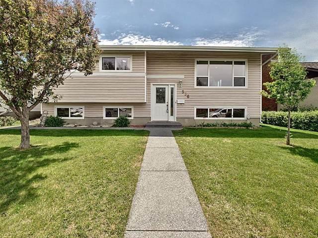 536 Mariposa Drive NE, Calgary, AB T2E 5V8 (#A1118449) :: Calgary Homefinders