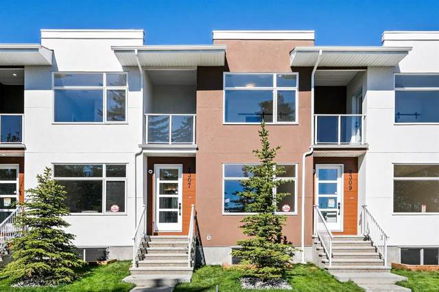 2307 1 Street NW, Calgary, AB T2M 1N2 (#A1118550) :: Calgary Homefinders