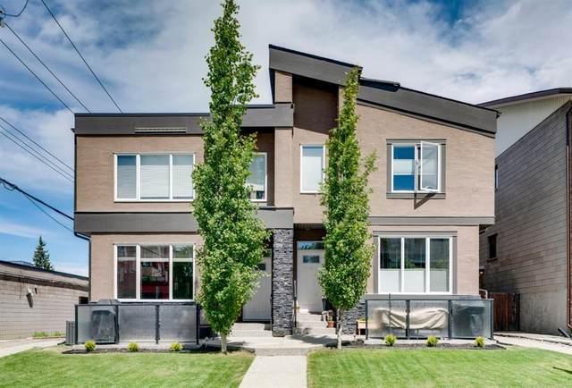 112 23 Avenue NE #2, Calgary, AB T2E 1V5 (#A1118556) :: Calgary Homefinders